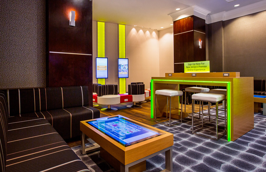 resorts igaming lounge
